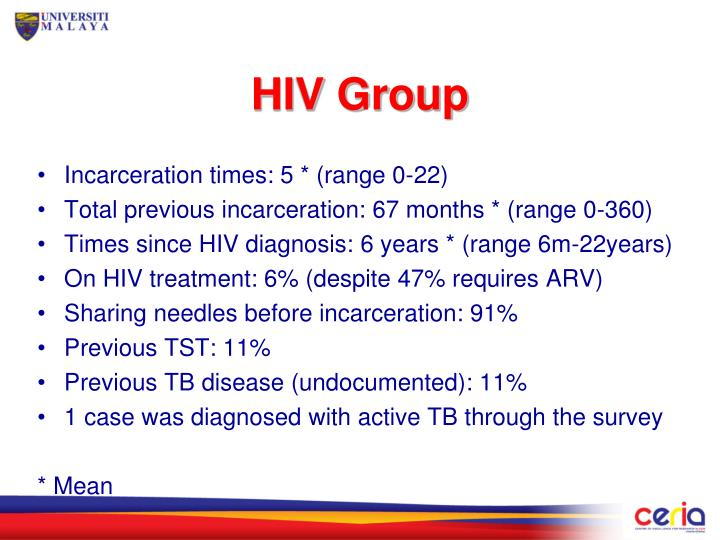 HIV Group