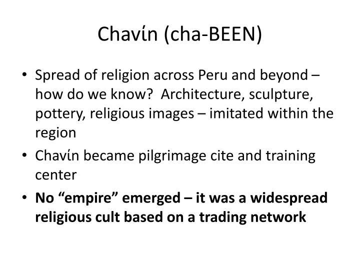 Chavίn