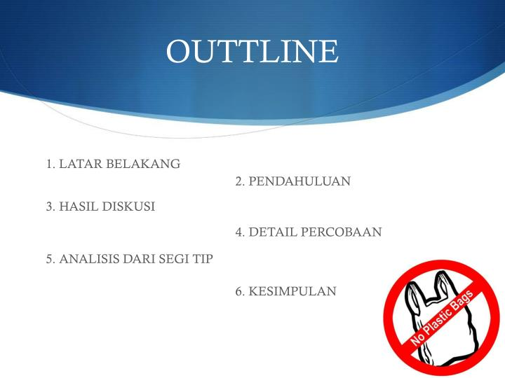 OUTTLINE