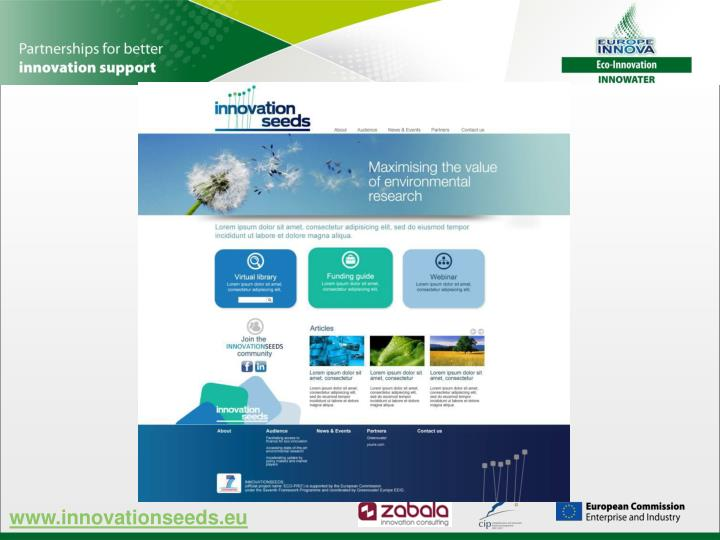 www.innovationseeds.eu