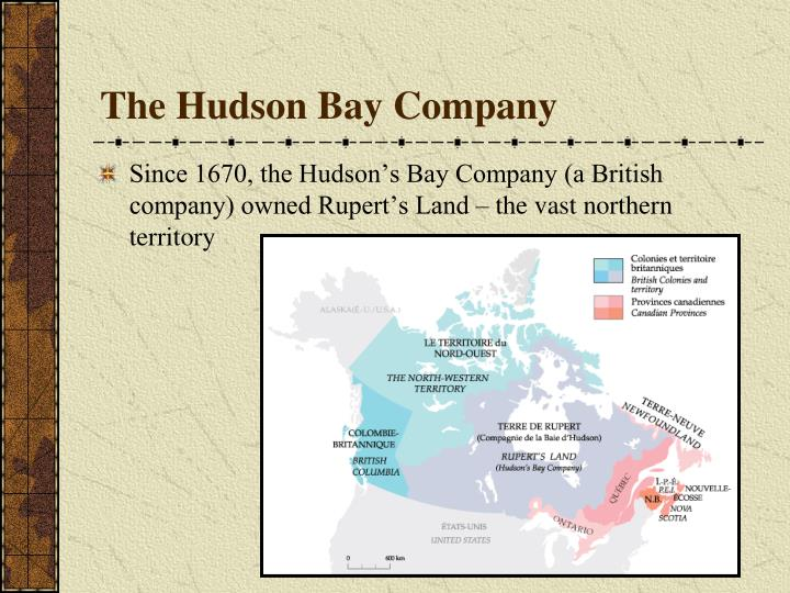 The Hudson Bay Company