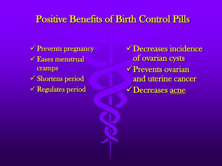Prevents pregnancy
