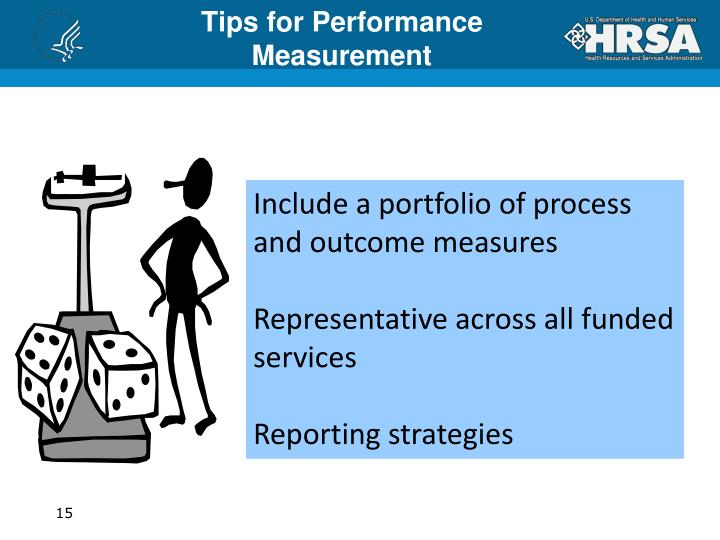 Tips for Performance