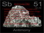 antimony sb