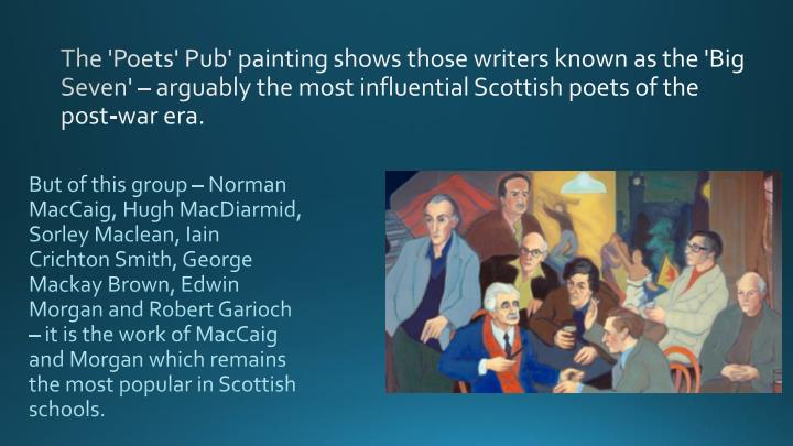 memorial by norman maccaig Norman maccaig a poet who divided his life and the attention of his poetry between assynt in the west highlands, and the city of edinburgh, norman maccaig combined 'precise observation with creative wit', and wrote with a passion for clarity.