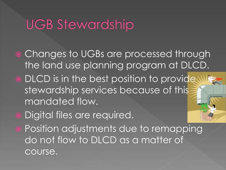 UGB Stewardship