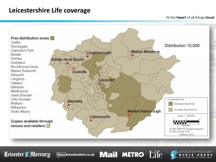 Leicestershire Life coverage