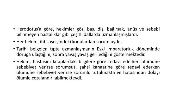 Herodotus'a