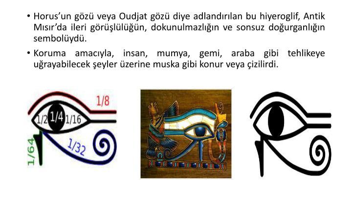 Horus'un