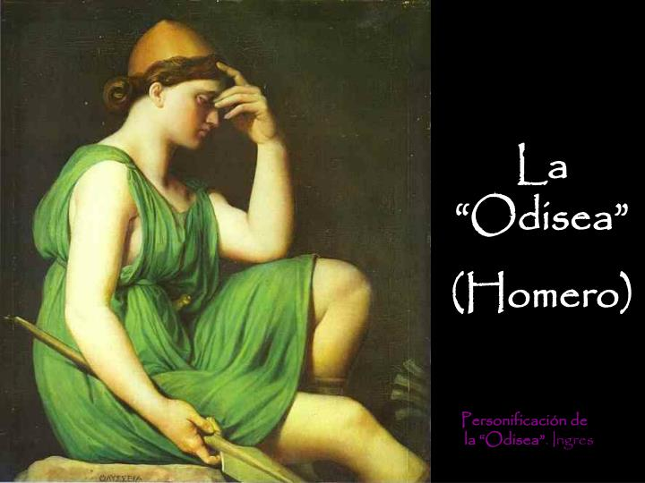 """La """"Odisea"""""""