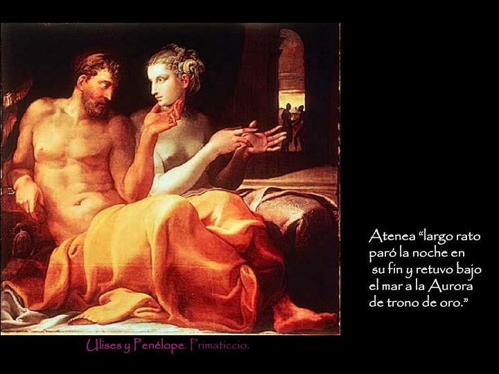 "Atenea ""largo rato"