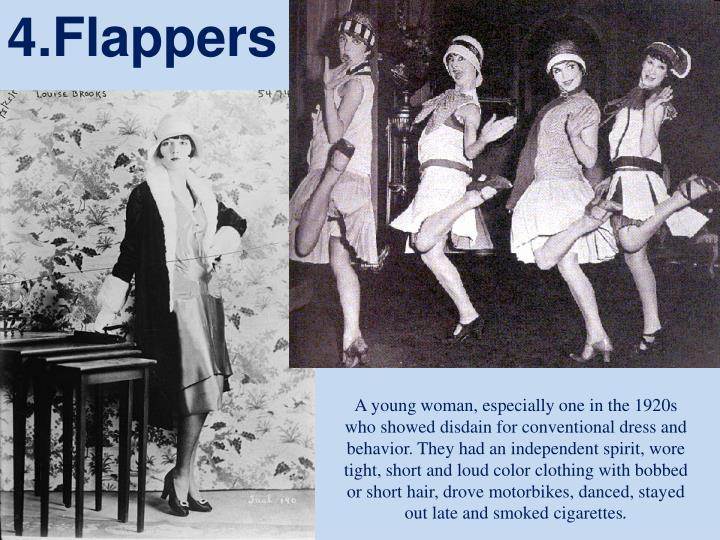 4.Flappers