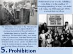 5 prohibition