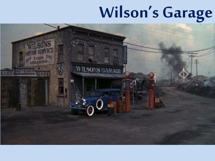 Wilson's Garage