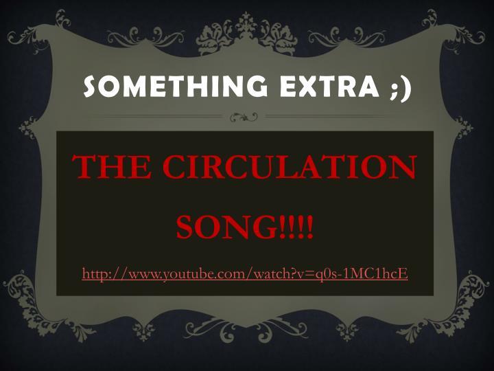 Something extra ;)