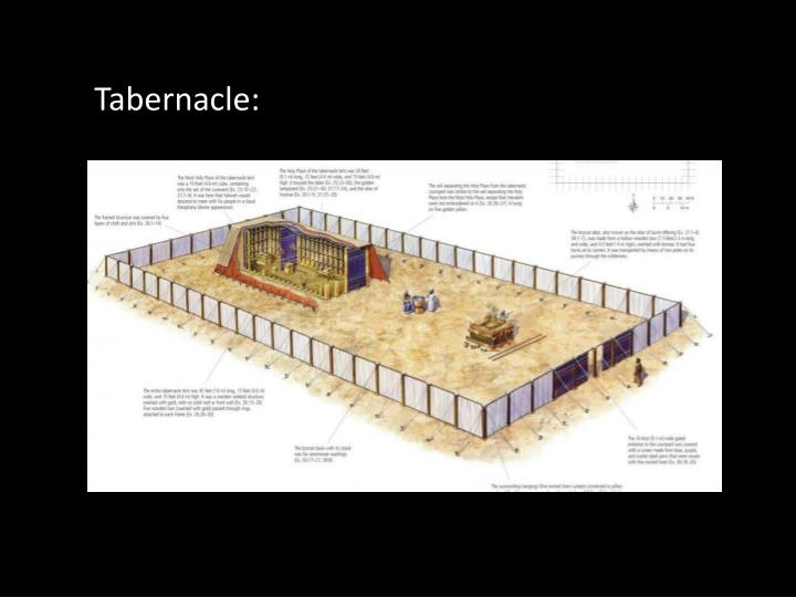 Tabernacle: