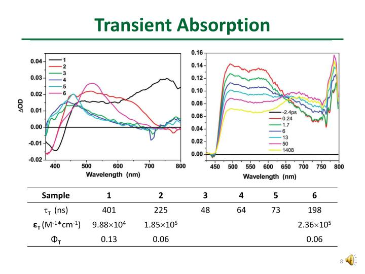Transient Absorption