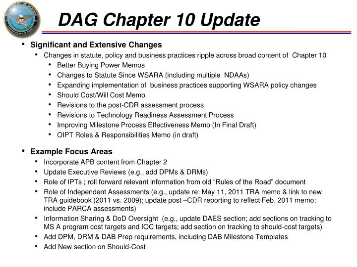 Defense Acquisition Guidebook: Management Concepts ...