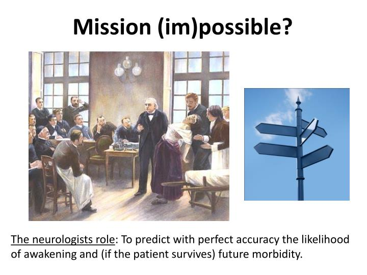 Mission (im)possible?