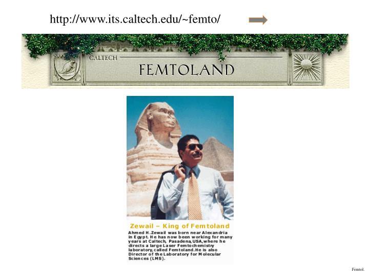 http://www.its.caltech.edu/~femto/