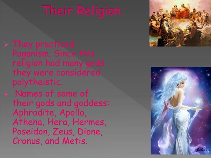 Their Religion