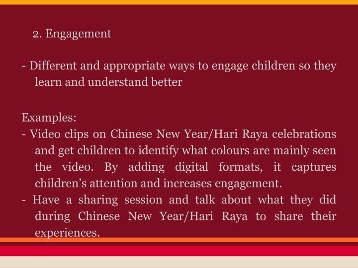 2. Engagement