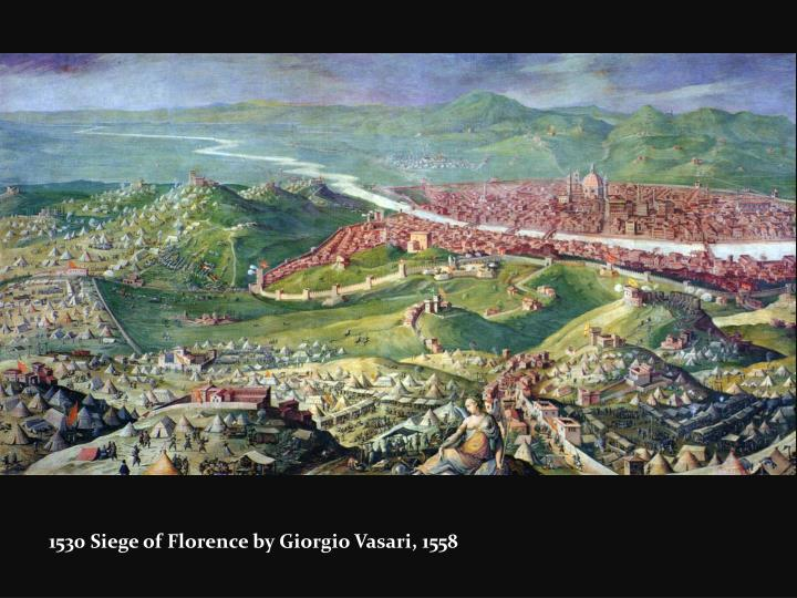 1530 Siege of