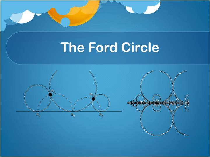 The Ford Circle