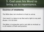 3 god uses his word to bring us to repentance1