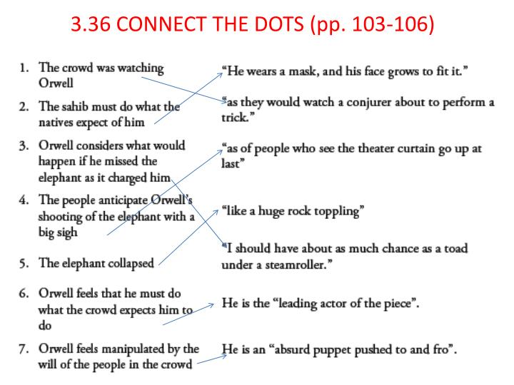 3.36 CONNECT THE DOTS (pp. 103-106)
