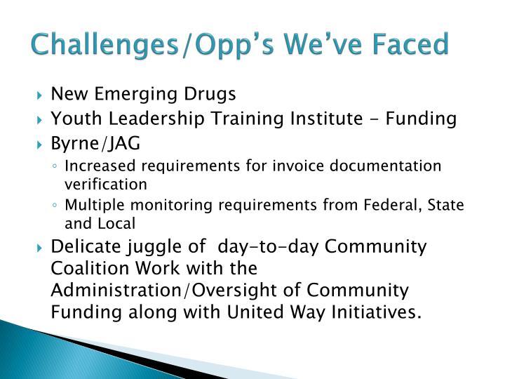 Challenges/