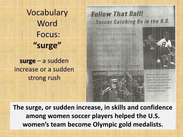 Vocabulary Word
