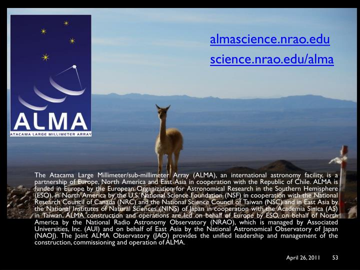 almascience.nrao.edu