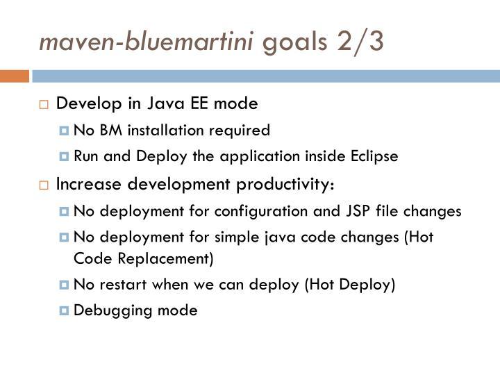 maven-bluemartini