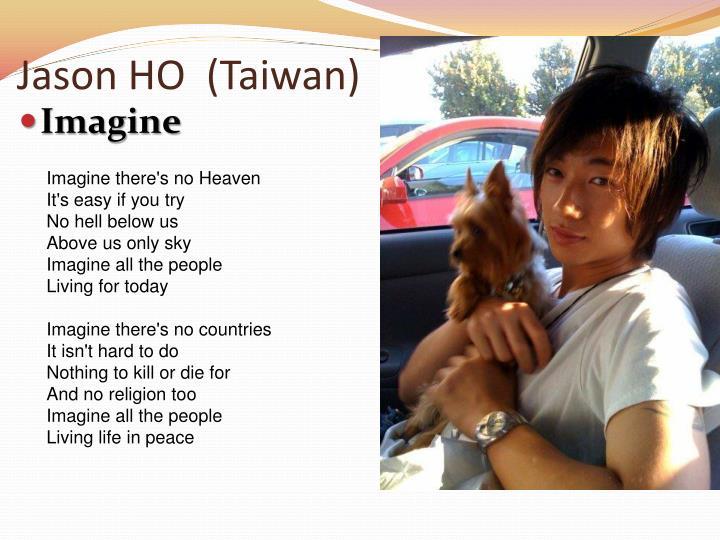 Jason HO  (Taiwan)