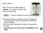 seder meal1