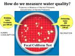 how do we measure water quality2