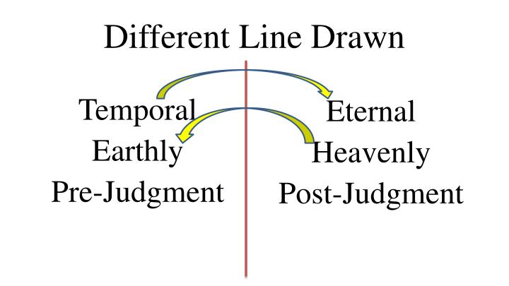 Different Line Drawn