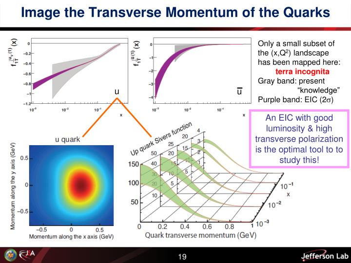 Image the Transverse Momentum of the Quarks