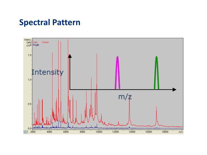 Spectral Pattern