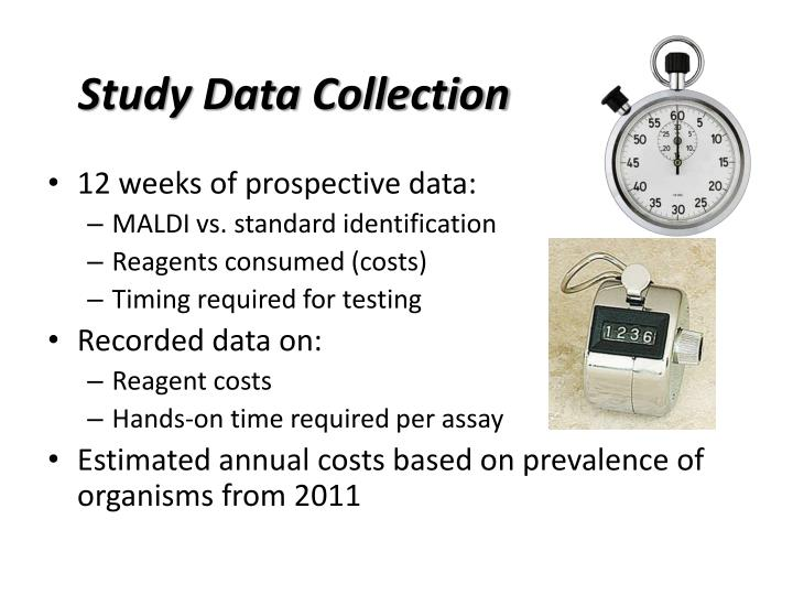 Study Data Collection