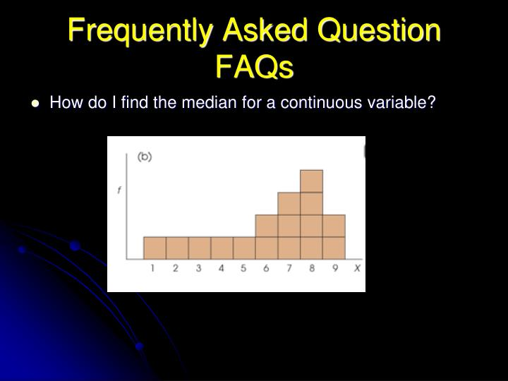 Frequently Asked Question FAQs