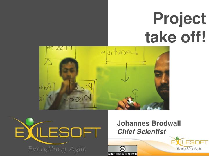 project take off