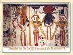 tumba de nefertari esposa de rams s ii
