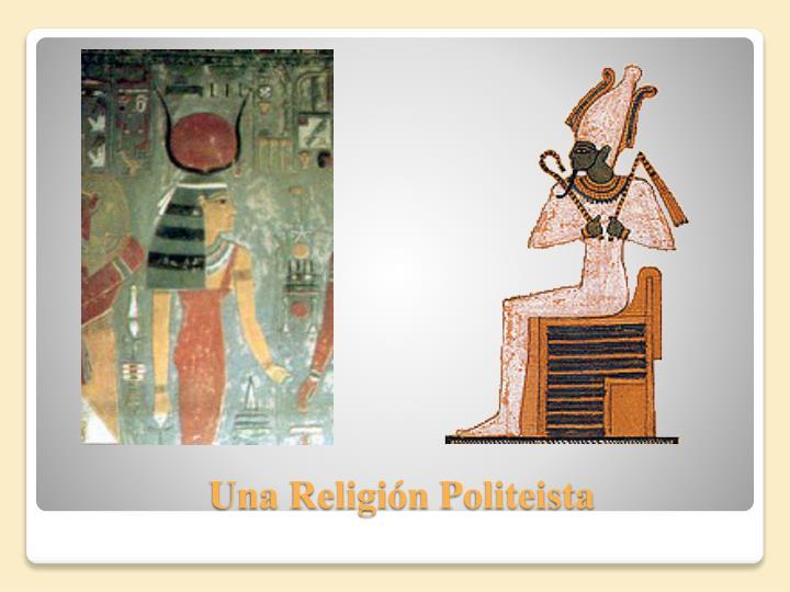 Una Religión