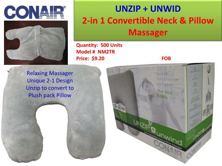 UNZIP + UNWID