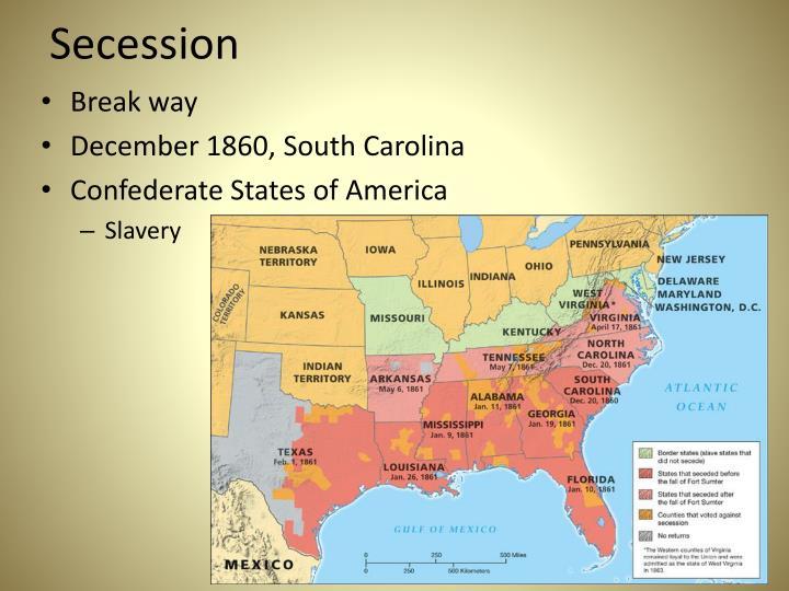 Secession