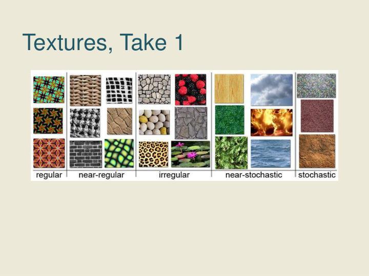 Textures,