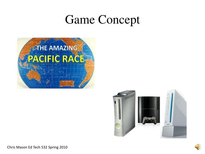 Game concept