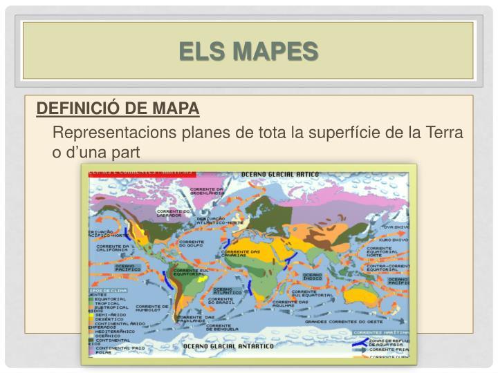 ELS MAPES